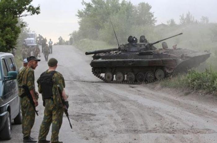 """Ukrayna Donbasla bağlı yeni qanun qəbul edir: """"Hərbi əməliyyatlar yenidən başlasa..."""""""