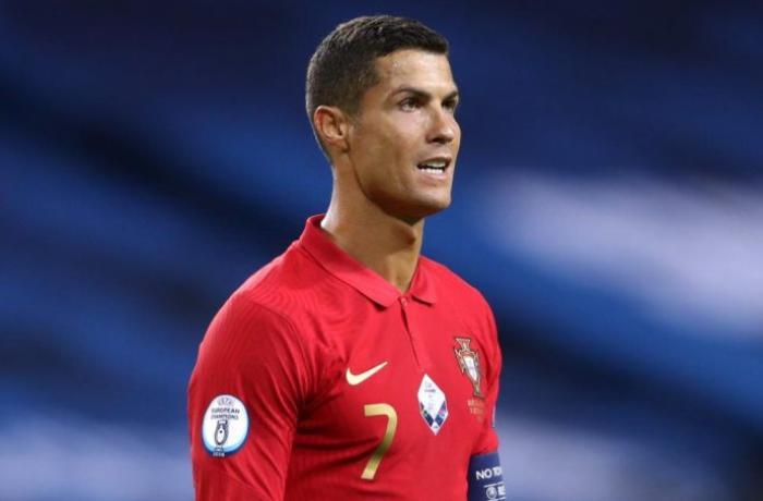 Ronaldo azərbaycanlı futbolçuya təşəkkür etdi — FOTO