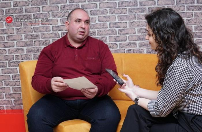 """Atası itkin düşən jurnalist: """"Şuşa azad olunanda elə bildim atam da qayıdacaq"""""""