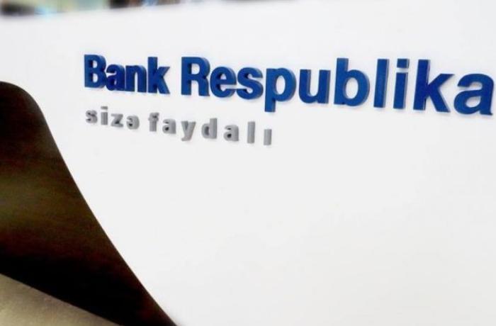 """Müştərilər """"Bank Respublika""""dan əmanətlərini geri çəkdilər"""