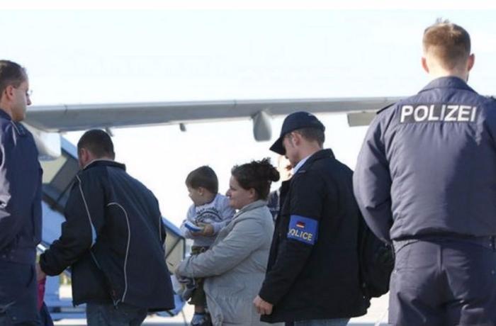 30-dan çox azərbaycanlı bu gün Almaniyadan deportasiya edilir