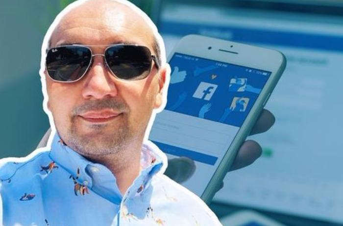 """Facebook""da çalışmış azərbaycanlı — VİDEO"