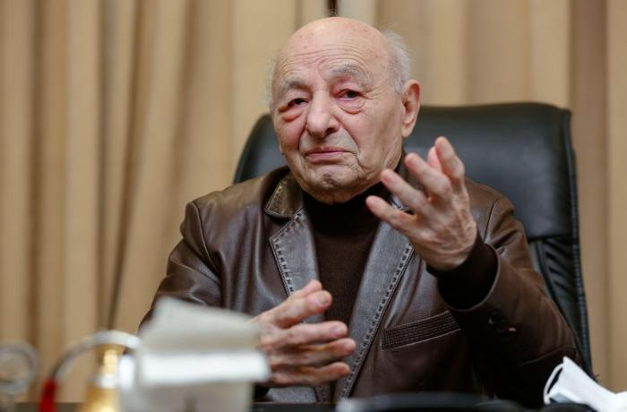 """Ömər Eldarov: """"Bağırov məni SEKA-ya çağırtdırdı, içəri girən kimi gördüm ki…"""""""
