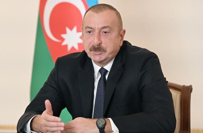 Azərbaycan Prezidenti İƏT-in üzv dövlətlərini Zəngəzur dəhlizindən faydalanmağa dəvət etdi
