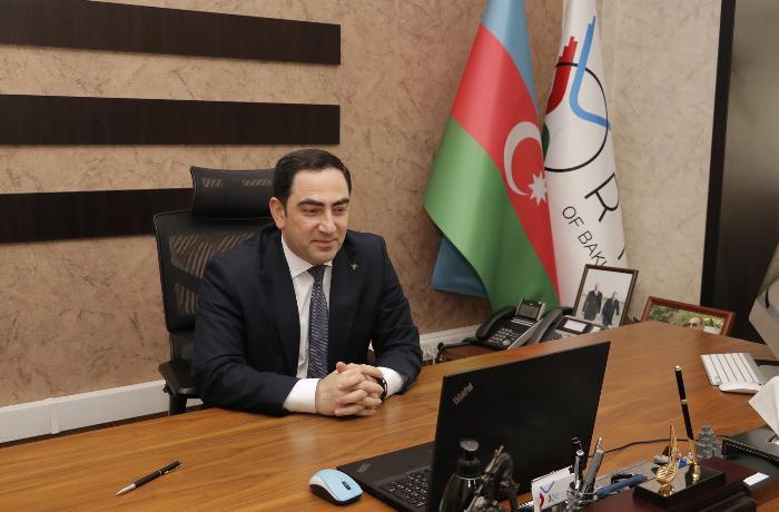 Bakı Limanı Niderlandın Fontis Universiteti və Qilde İnstitutu ilə təlim proqramına başlayır  — FOTO