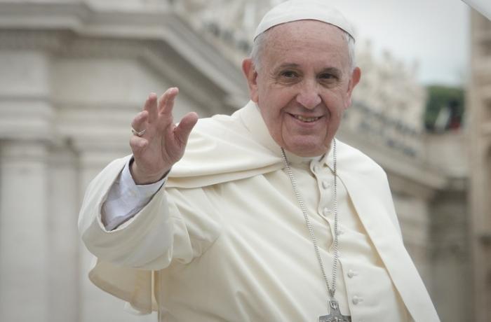 Roma papası İraqda ayətullah Əli Sistani ilə görüşdü