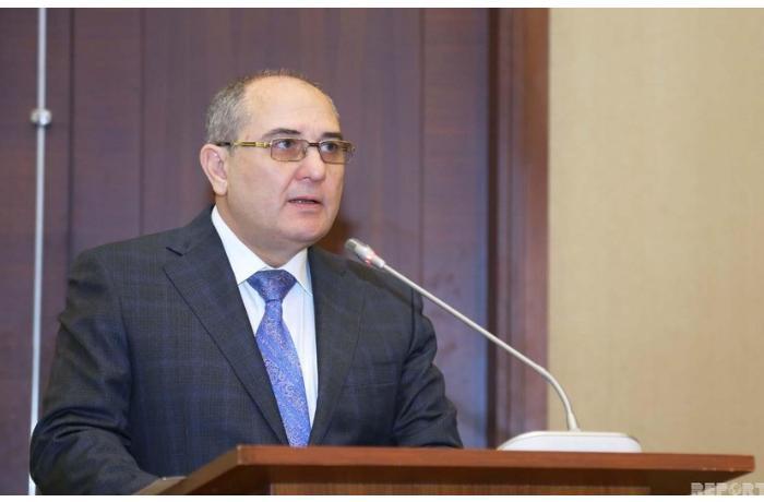 """Tahir Budaqov: """"Ulu Öndərin xalq və dövlət qarşısında misilsiz xidmətləri var"""""""