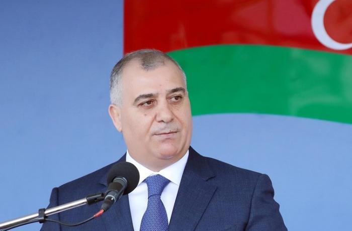 Əli Nağıyev Türkiyəyə başsağlığı verdi
