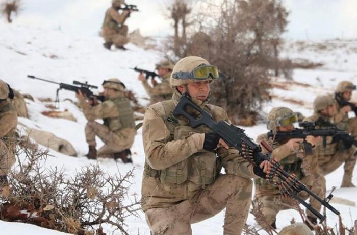Türkiyədə bir ayda 78 terrorçu zərərsizləşdirildi