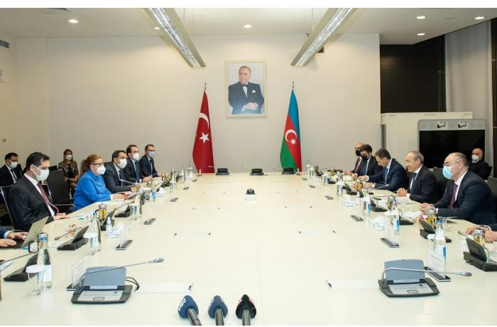Azərbaycan-Türkiyə ticari-iqtisadi əlaqələri müzakirə edilir