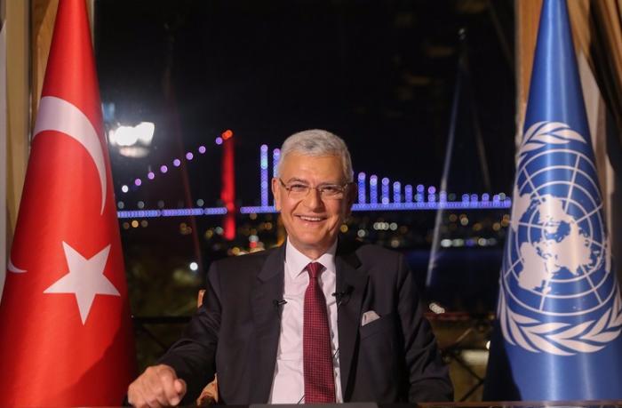 BMT Baş Assambleyasının rəhbəri Azərbaycana səfərindən danışdı
