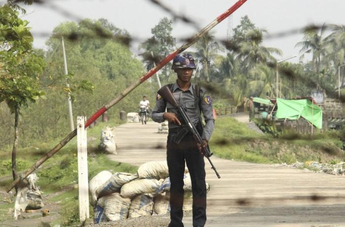 Myanmarda 19 nəfər edama məhkum edildi
