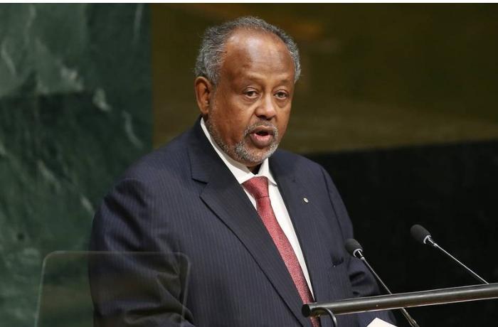 İsmayıl Ömər Qulleh yenidən Cibuti prezidenti seçildi