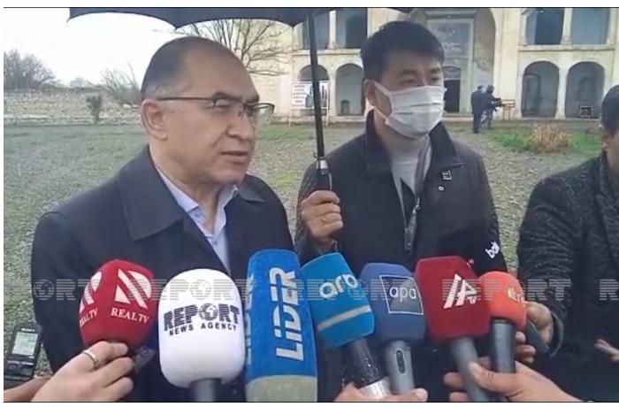 Özbəkistan Qarabağda təmənnasız məktəb bərpa edəcək