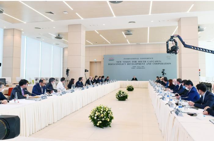 """""""Foreign Policy News"""" İlham Əliyevin ADA-dakı çıxışını işıqlandırdı"""