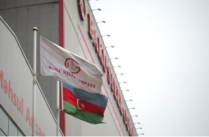 """""""Baku Steel Construction""""ın sədri dəyişdi"""