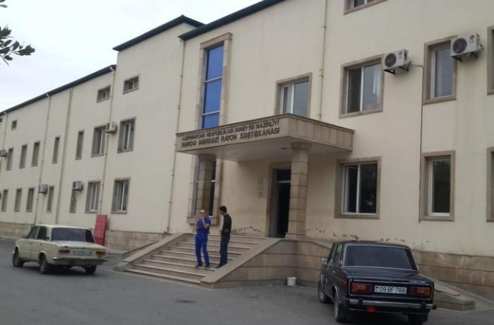 Bərdə Rayon Mərkəzi Xəstəxanası yenidən təşkil olunur