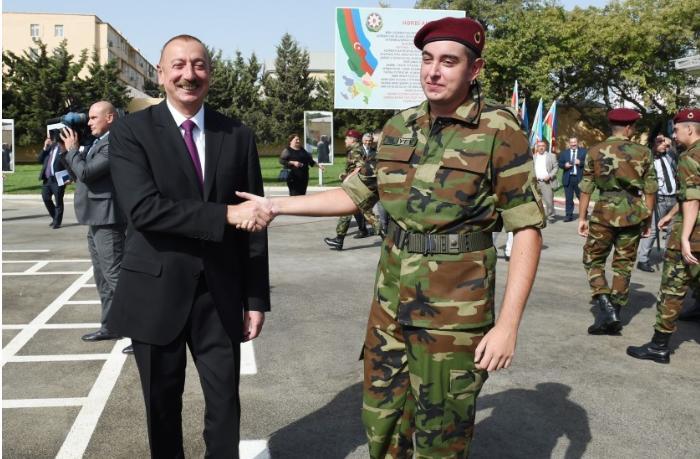 Lukaşenko İlham Əliyevin oğlundan DANIŞDI