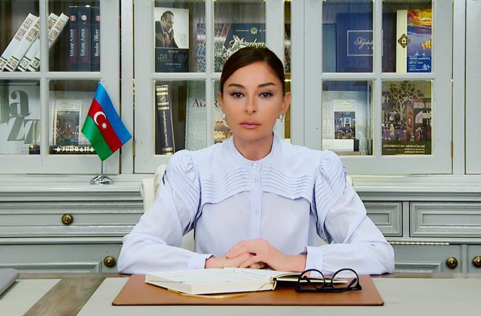 Mehriban Əliyeva Qubadlıdan paylaşım etdi — FOTO