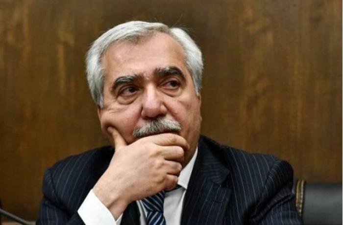 """Erməni deputat: """"Rüstəm Muradovun belə bəyanat verməyə haqqı çatmırdı"""" (VİDEO)"""