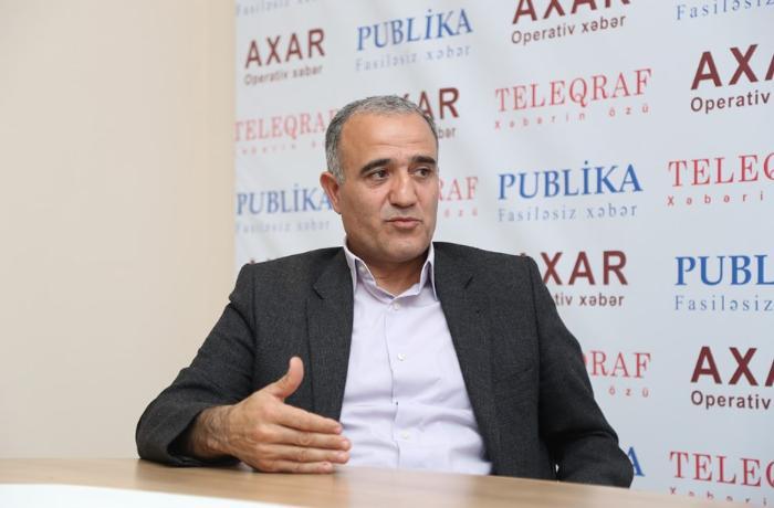 """""""Putinin fəndi baş tutdu"""" — Oqtay Qasımov"""