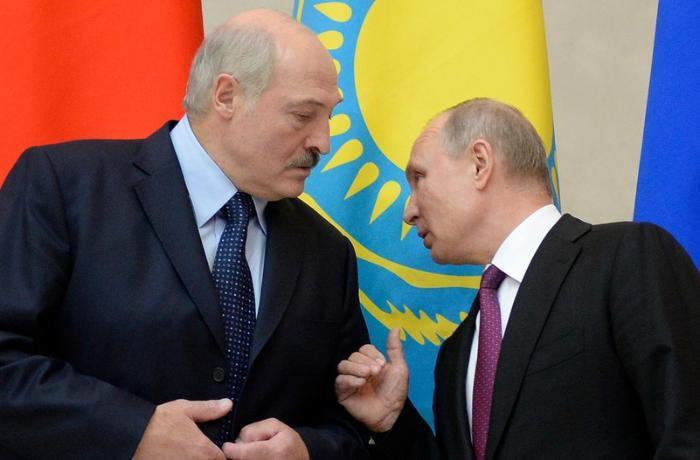 Putin və Lukaşenko Qarabağdakı vəziyyəti müzakirə etdi