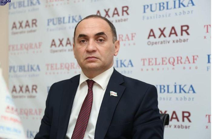 """""""Ermənistan sülh danışıqlarına hazır deyil"""" — Deputat"""