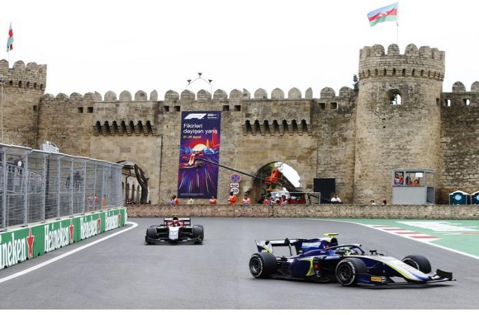 Azərbaycanda Formula-1 yarışları 2024-cü ilə qədər keçiriləcək