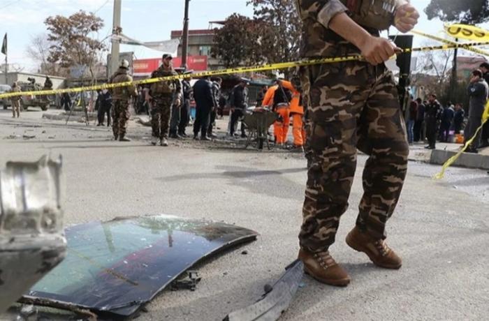 Əfqanıstanda keçid məntəqəsində mina partladı — 3 polis öldü