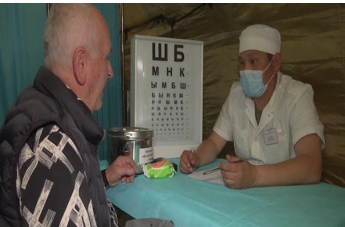 Rusiya MN Xocalı ilə bağlı məlumat yaydı — Qaçqınlara tibbi yardım göstərilir