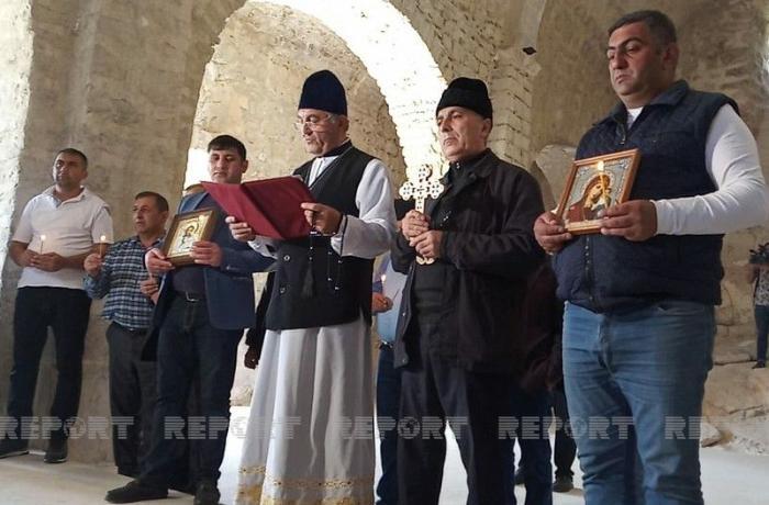 """Alban-Udi xristian dini icmasının sədri: """"Ermənilər bizim kilsələri dağıdıb, saxtalaşdırıb"""""""