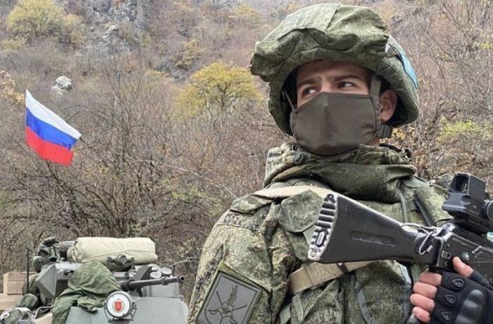 Rusiya MN sülhməramlılarla bağlı məlumat yaydı