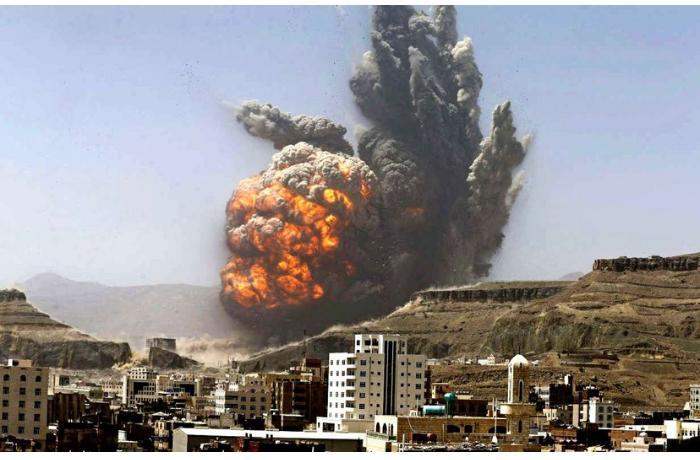 Suriyada 200-dək terrorçu hava zərbəsi ilə məhv edildi