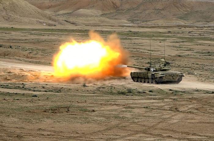 Naxçıvan Qarnizonu Qoşunlarında komandir hazırlığı məşğələsi keçirildi — VİDEO