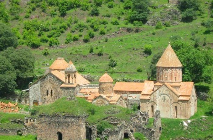Ermənilər etiraf etdilər — Azərbaycan ərazisidir!