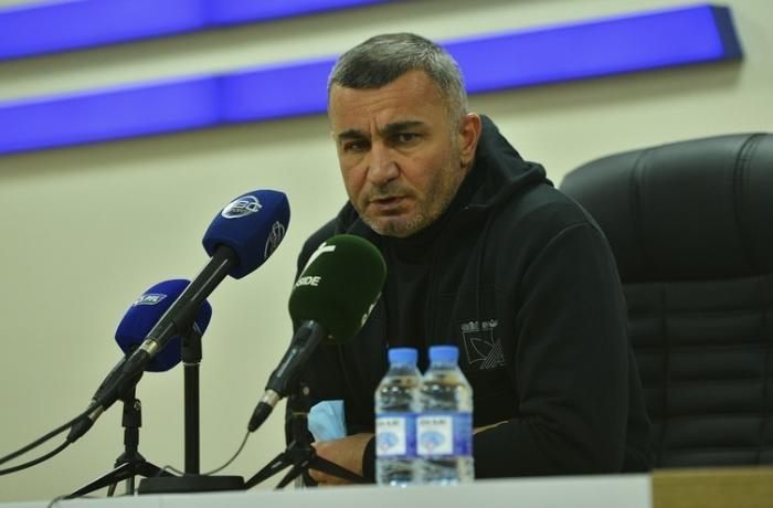 """Qurban Qurbanov: """"Bizə qarşı belə oynamaq olmaz"""""""