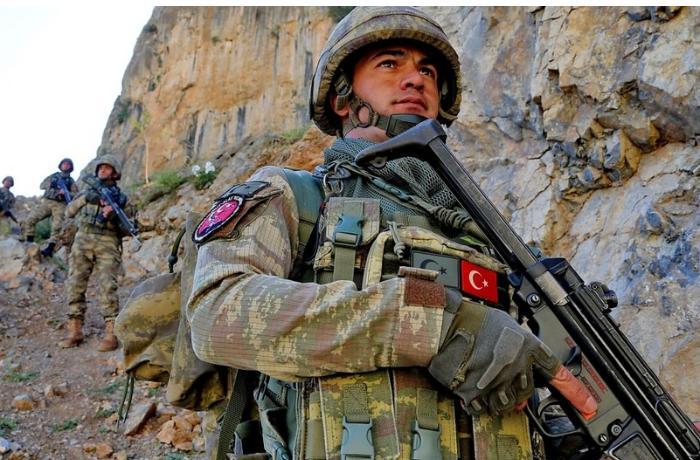 Türkiyə ordusu PKK-nın daha 4 terrorçusunu zərərsizləşdirdi