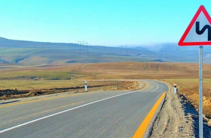 Azərbaycanda yerli əhəmiyyətli avtomobil yolunun adı dəyişdirildi
