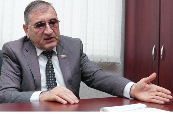 """Deputat: """"İlham Əliyevin 18 illik fəaliyyəti Azərbaycan tarixinin unudulmaz səhifəsidir"""""""