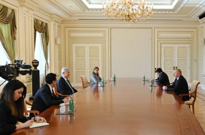 İlham Əliyev BMT Baş Assambleyasının prezidentini qəbul etdi — YENİLƏNİB