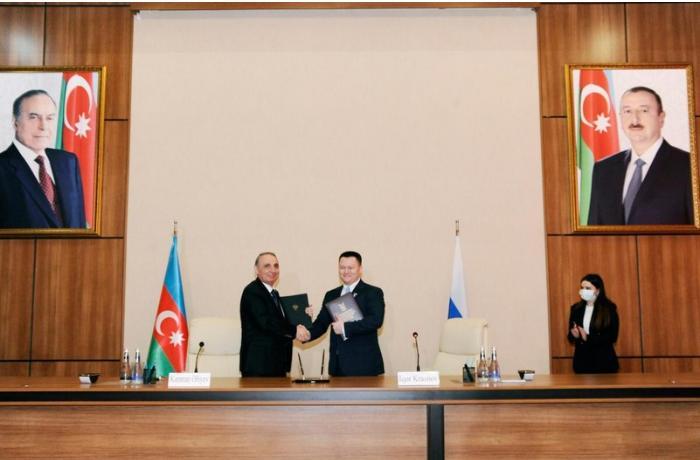Azərbaycan və Rusiya Baş prokurorlarının görüşü keçirildi — FOTOLAR