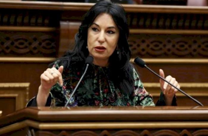 """Deputat Zohrabyandan şok etiraf: """"Müharibədə ölən ermənilərin sayı 5 mindən çoxdur"""""""