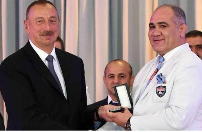 """Firdovsi Umudov: """"Ümummili Lider Azərbaycanımızı bütöv görmək istəyirdi"""""""