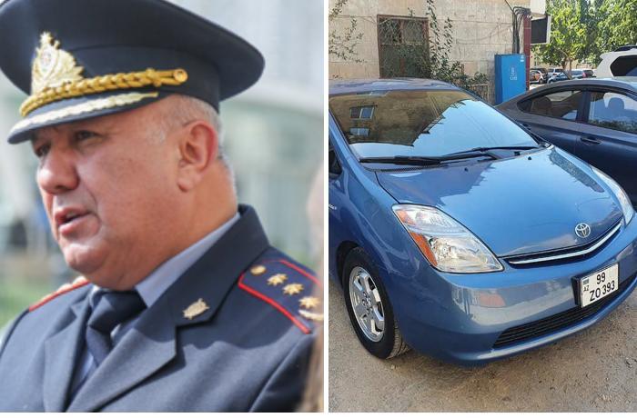 Yol polisi katalizator məsələsi ilə bağlı açıqlama yaydı — FOTOLAR