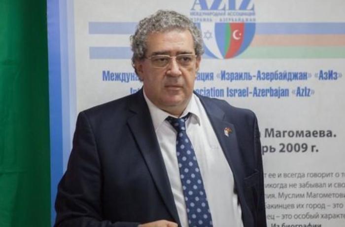 """Lev Spivak: """"Azərbaycan Türkiyə ilə İsrail arasında vasitəçi ola bilər"""""""