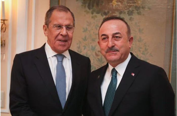 Lavrovla Çavuşoğludan İsrailə ÇAĞIRIŞ