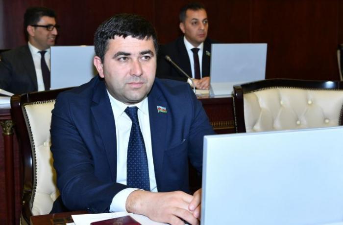 """Deputat: """"Azərbaycan xalqı ölkə başçısının qətiyyətinin və prinsipiallığının bir daha şahidi oldu"""""""