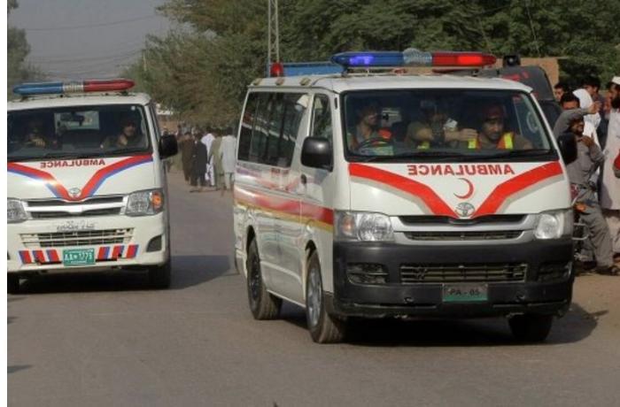 Pakistanda ağır yol qəzasında 11 nəfər həlak oldu