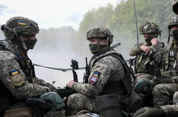 Ukrayna yeni qoşun növü yaradacaq
