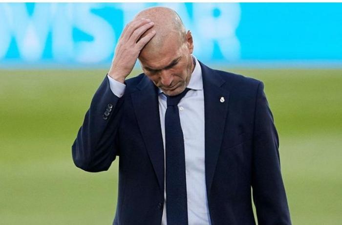 """Zidan """"Real Madrid""""dən getmək istəyir"""